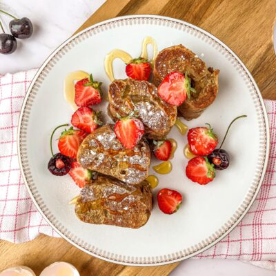 Protein Baquette French Toast